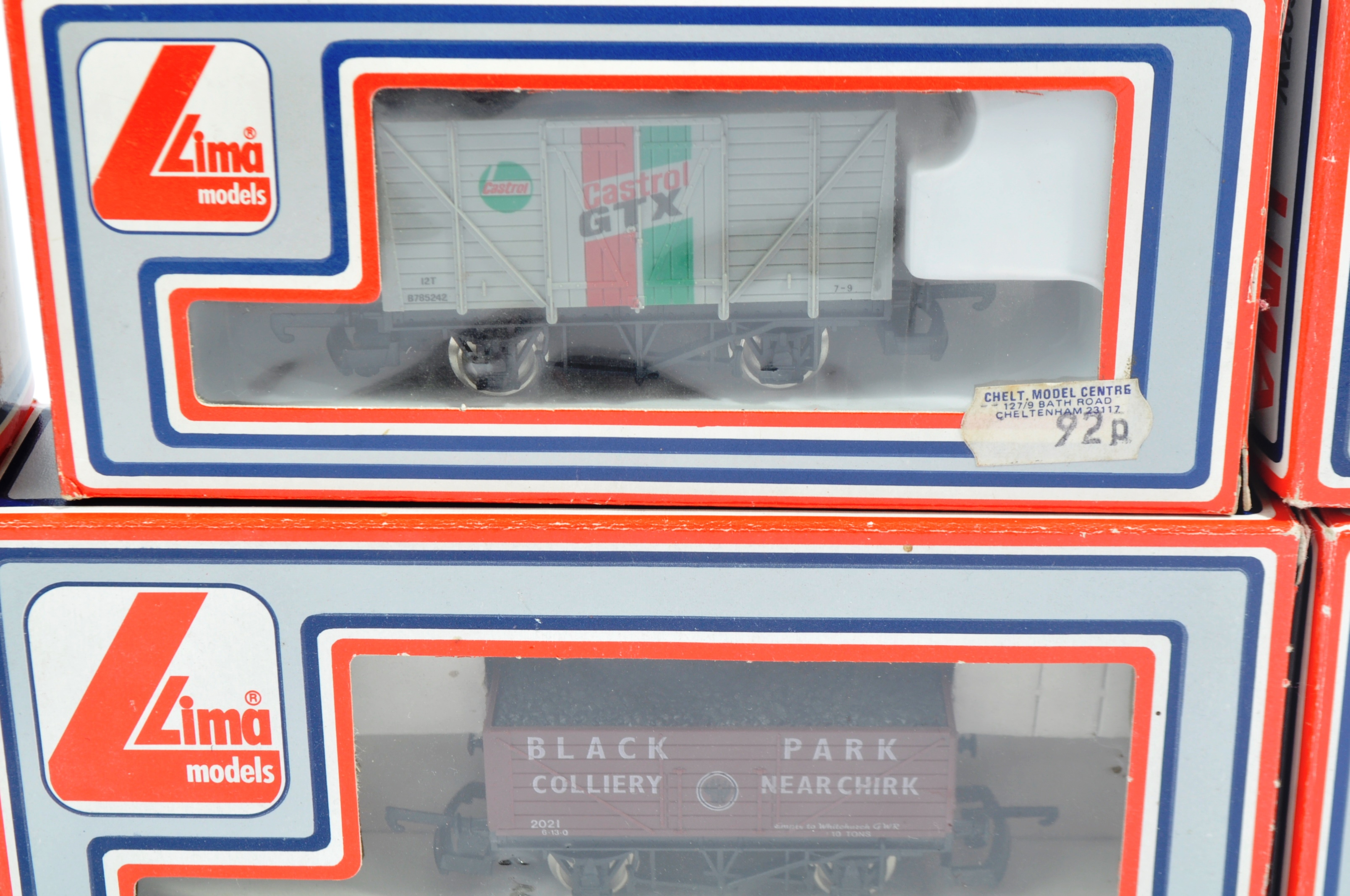 COLLECTION OF X6 LIMA 00 GAUGE MODEL RAILWAY ROLLING STOCK WAGONS - Image 3 of 5