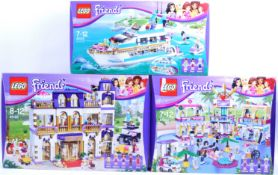 LEGO SETS - LEGO FRIENDS - 41015 / 41058 / 41101
