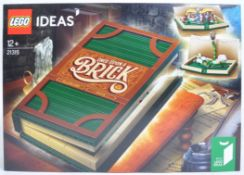 LEGO SET - LEGO IDEAS - 21315 - POP UP BOOK