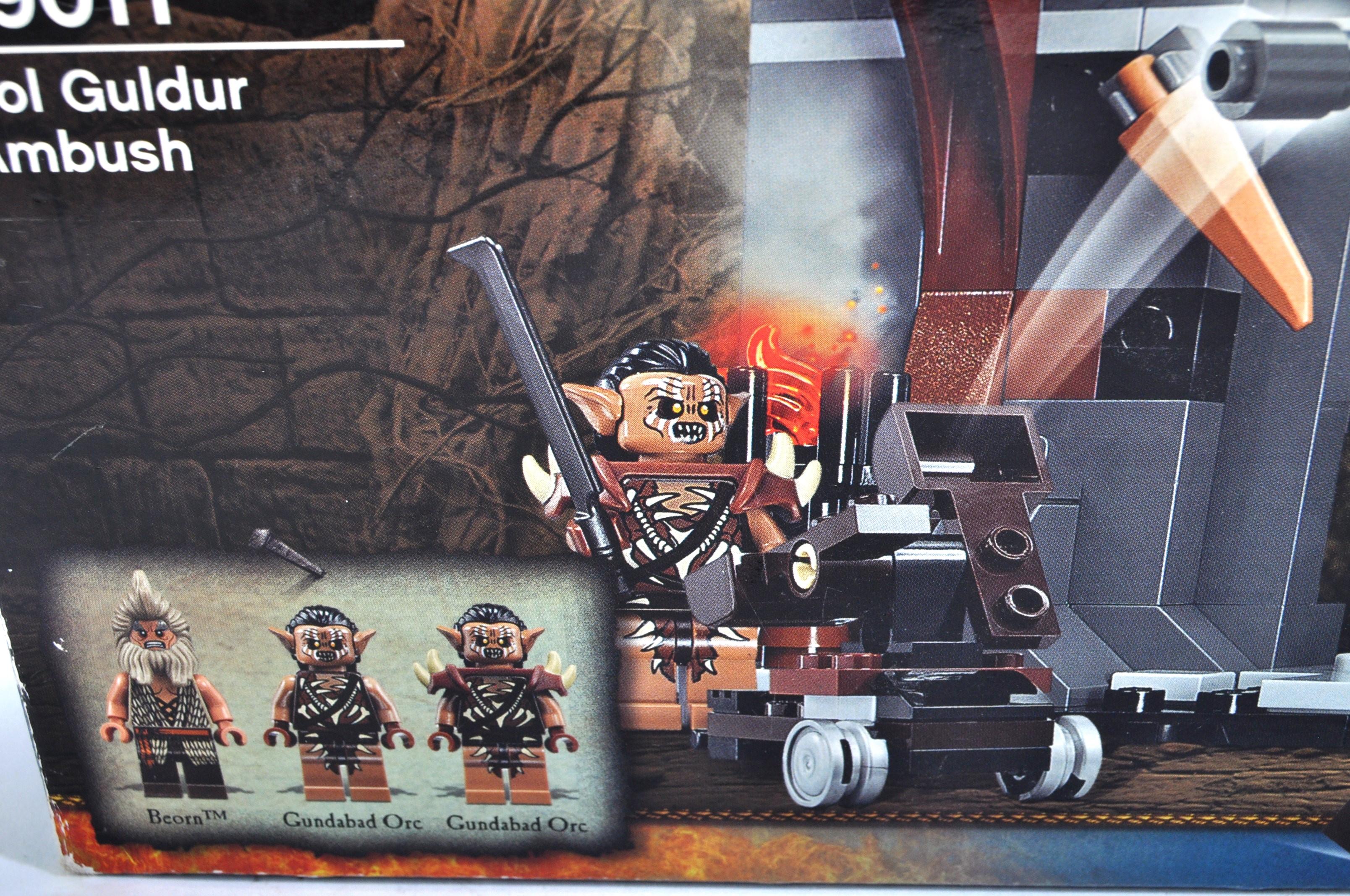 LEGO SETS - THE HOBBIT - 79000 / 79011 - Image 6 of 7
