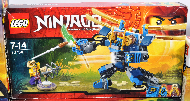 LEGO SETS - LEGO NINJAGO - COLLECTION OF X8 LEGO NINJAGO SETS - Image 3 of 9