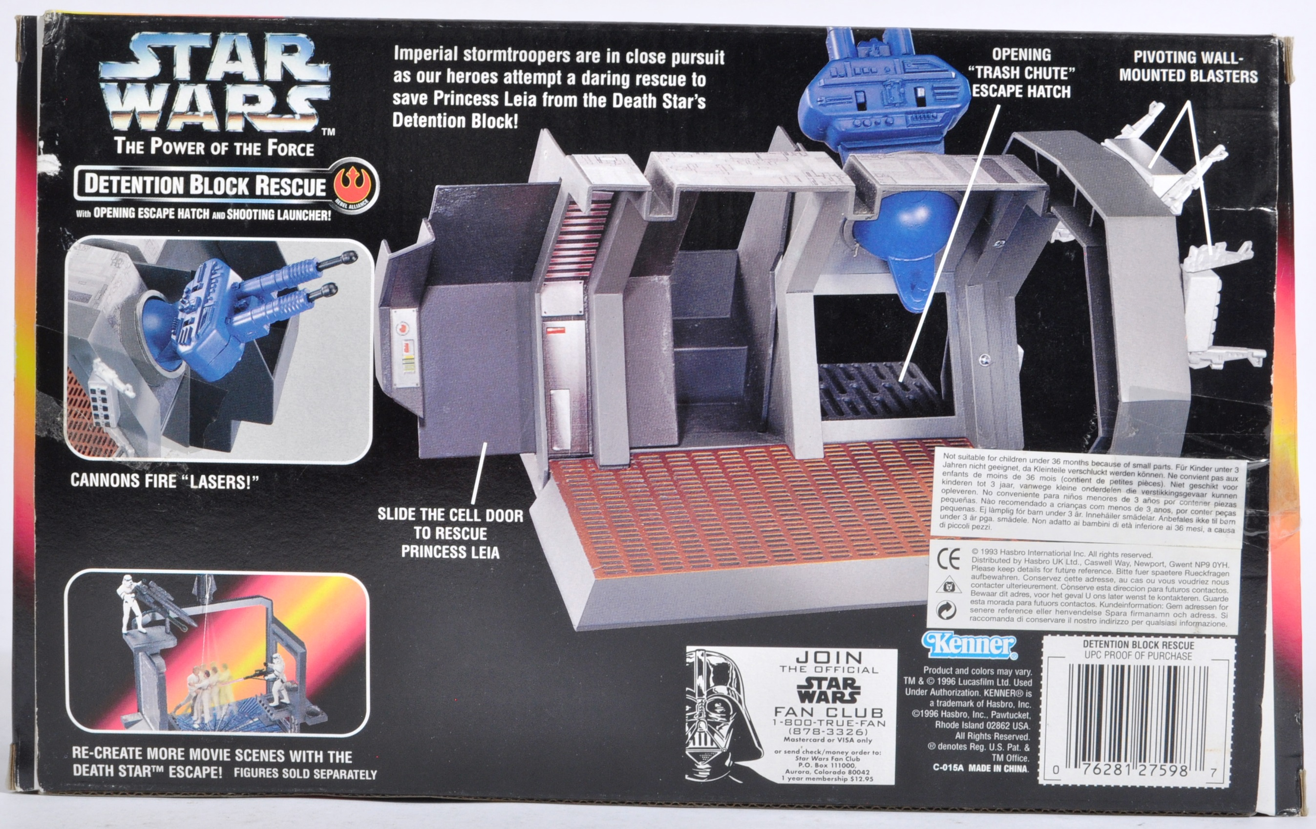 STAR WARS - COLLECTION OF KENNER POWER OF THE FORCES - Image 7 of 13