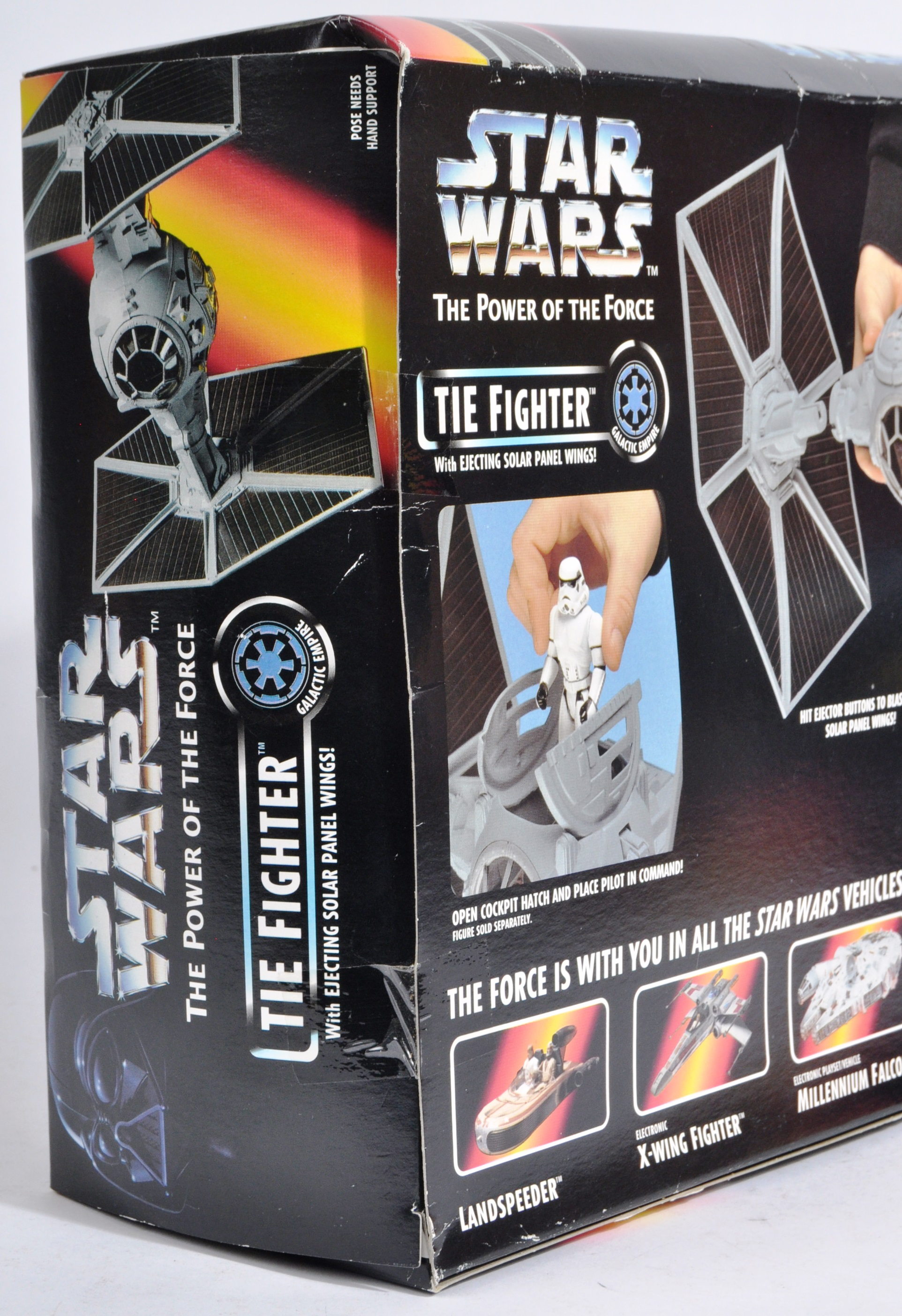 STAR WARS - COLLECTION OF KENNER POWER OF THE FORCES - Image 5 of 13