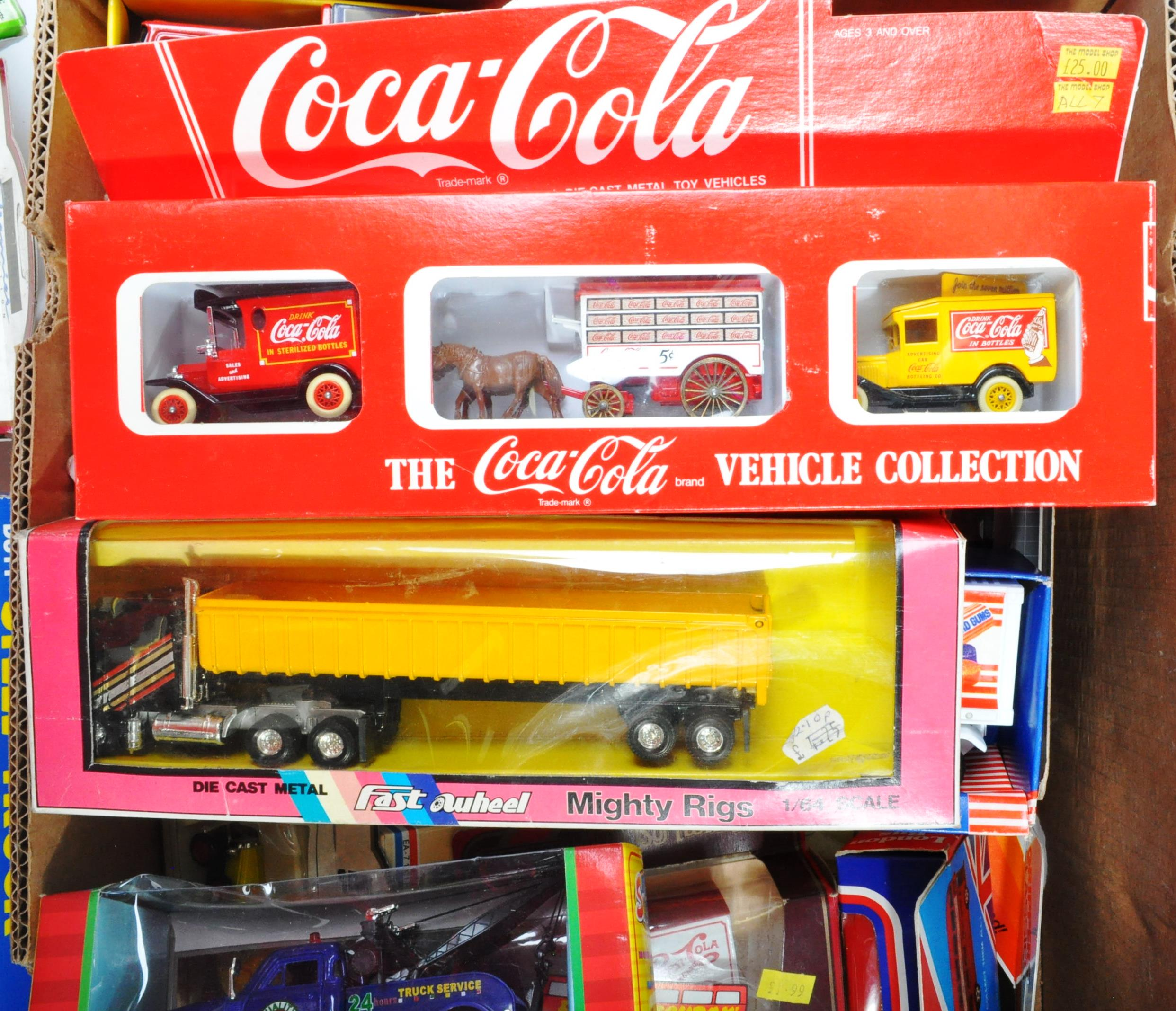 LARGE COLLECTION OF ASSORTED BOXED DIECAST MODEL CARS - Image 7 of 7