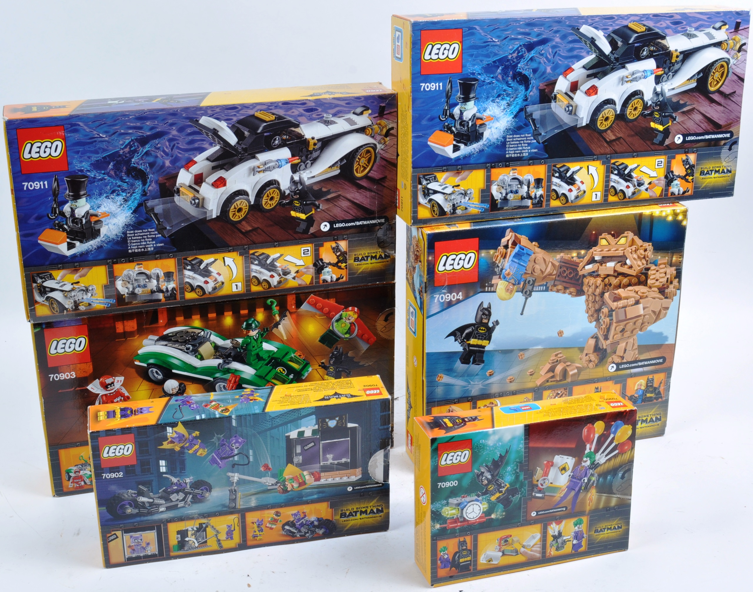 LEGO SETS - THE BATMAN MOVIE - Image 5 of 6
