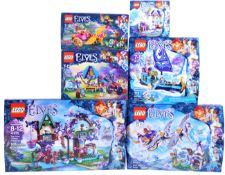 LEGO SETS - LEGO ELVES