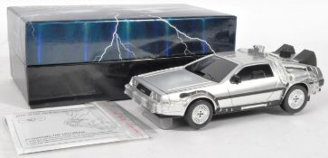 BACK TO THE FUTURE - 2015 PERTH MINT 1OZ SILVER PROOF COIN PRESENTATION