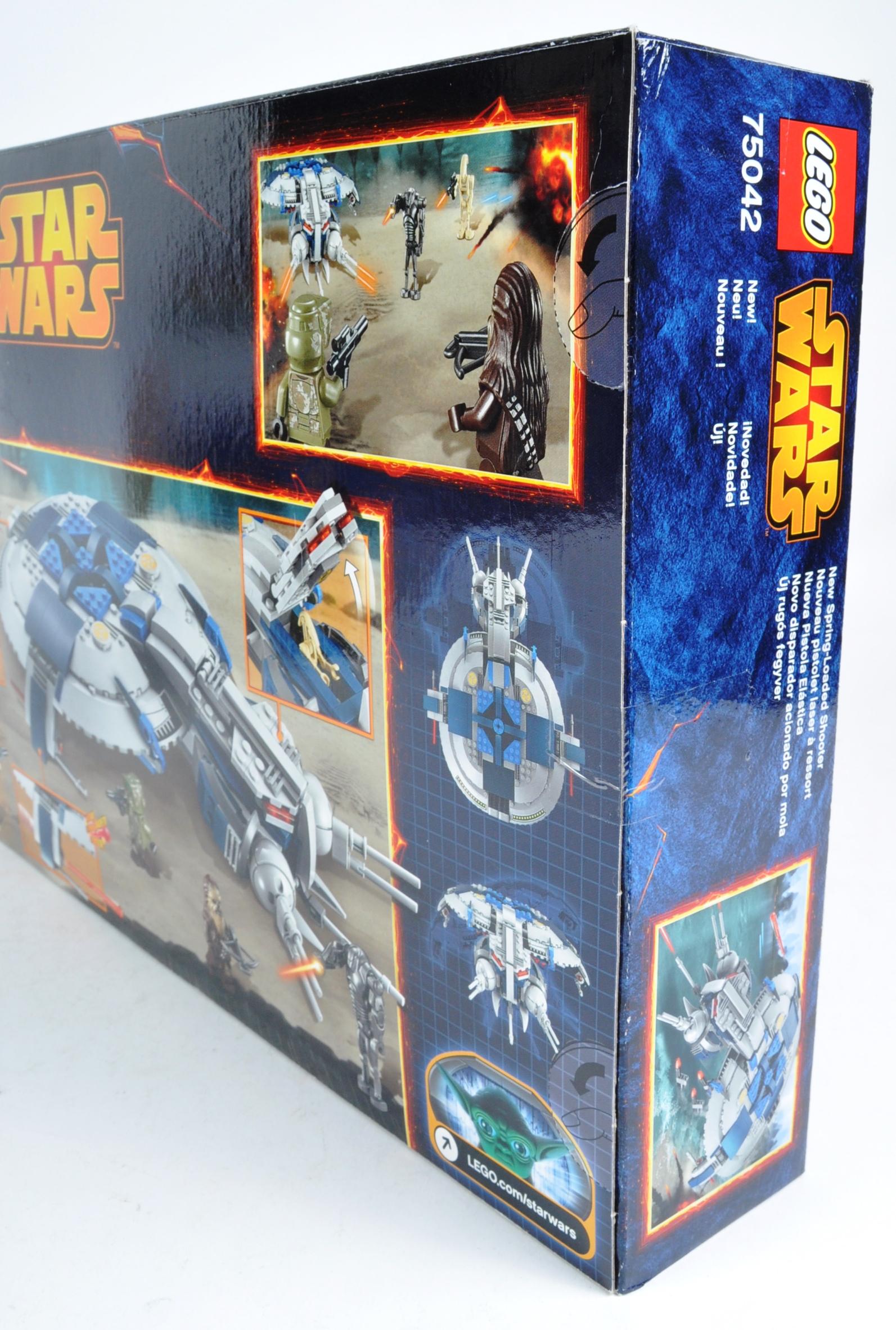 LEGO SETS - LEGO STAR WARS - 75041 / 75042 - Image 3 of 6