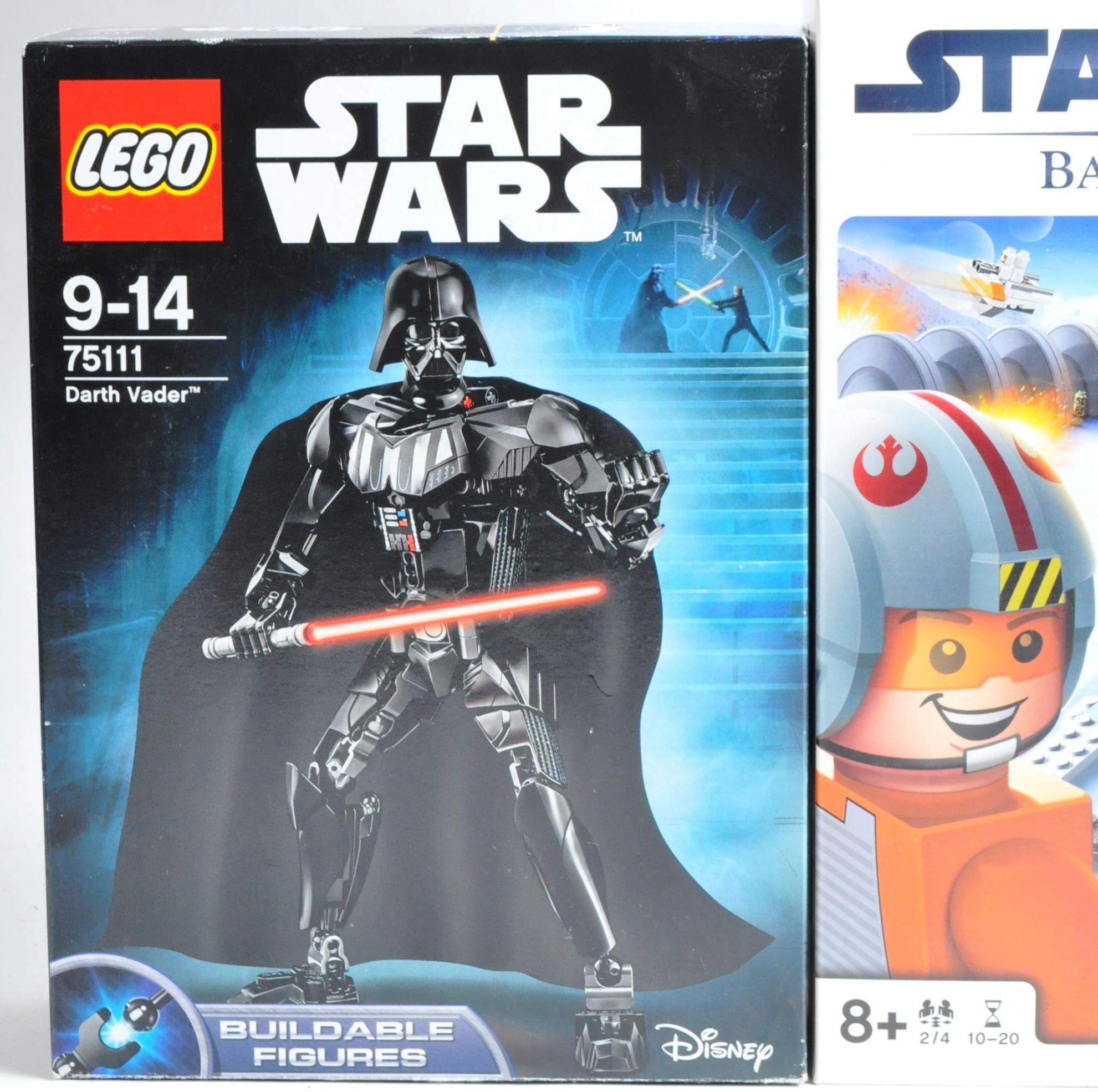 LEGO SETS - LEGO STAR WARS - 3866 / 75111 / 75114 / 75198 - Image 3 of 8