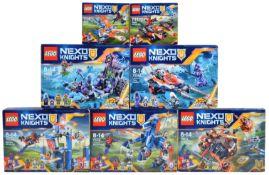 LEGO SETS - LEGO NEXO KNIGHTS