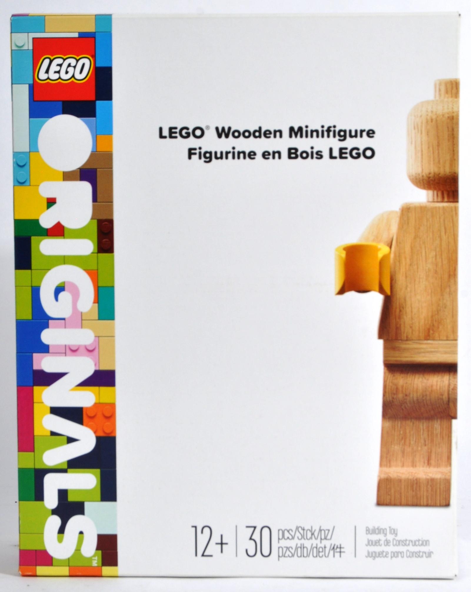 LEGO ORIGINALS - 853967 - WOODEN MINIFIGURE