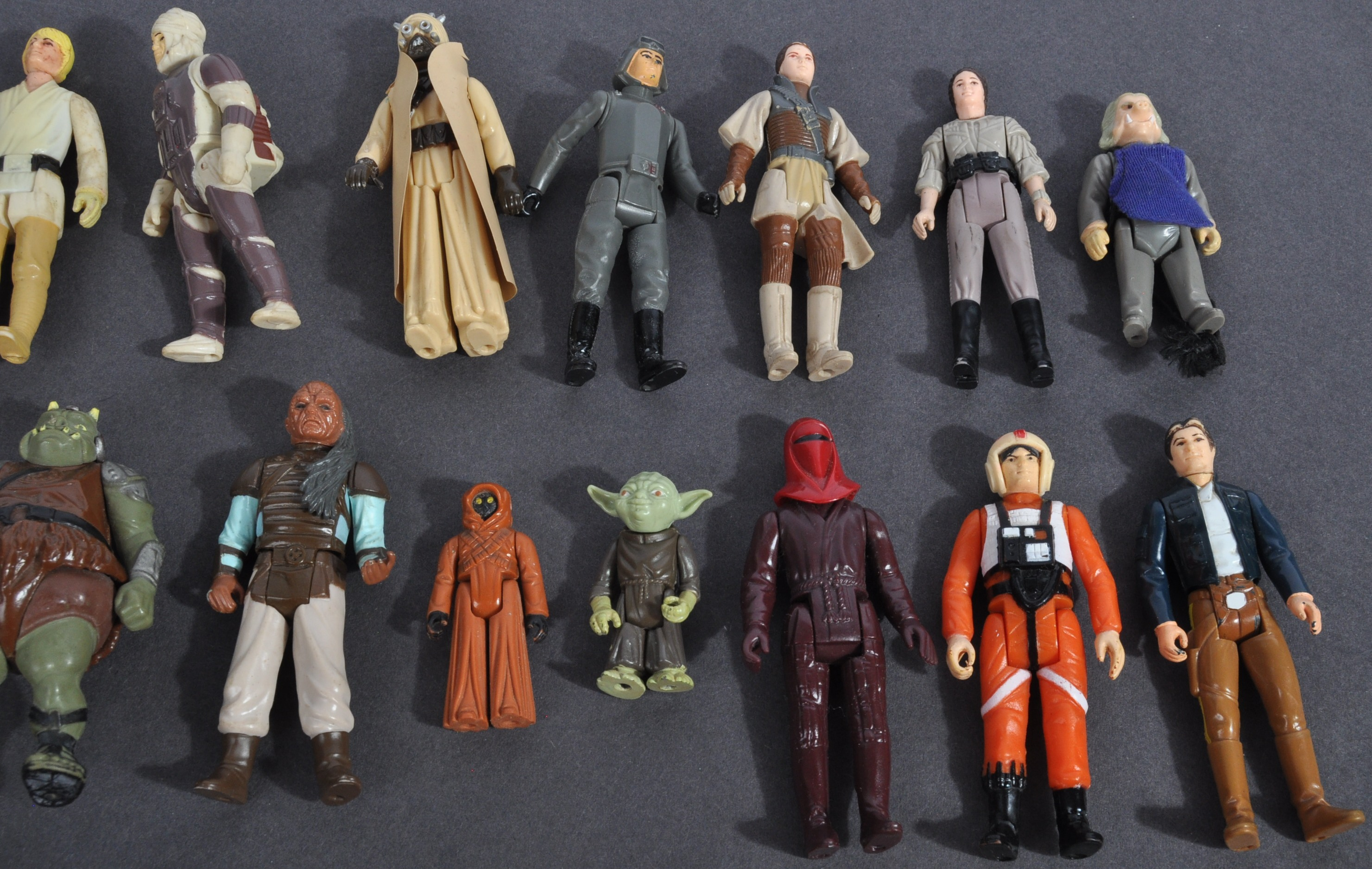 STAR WARS - COLLECTION OF VINTAGE KENNER / PALITOY ACTION FIGURES - Image 4 of 7