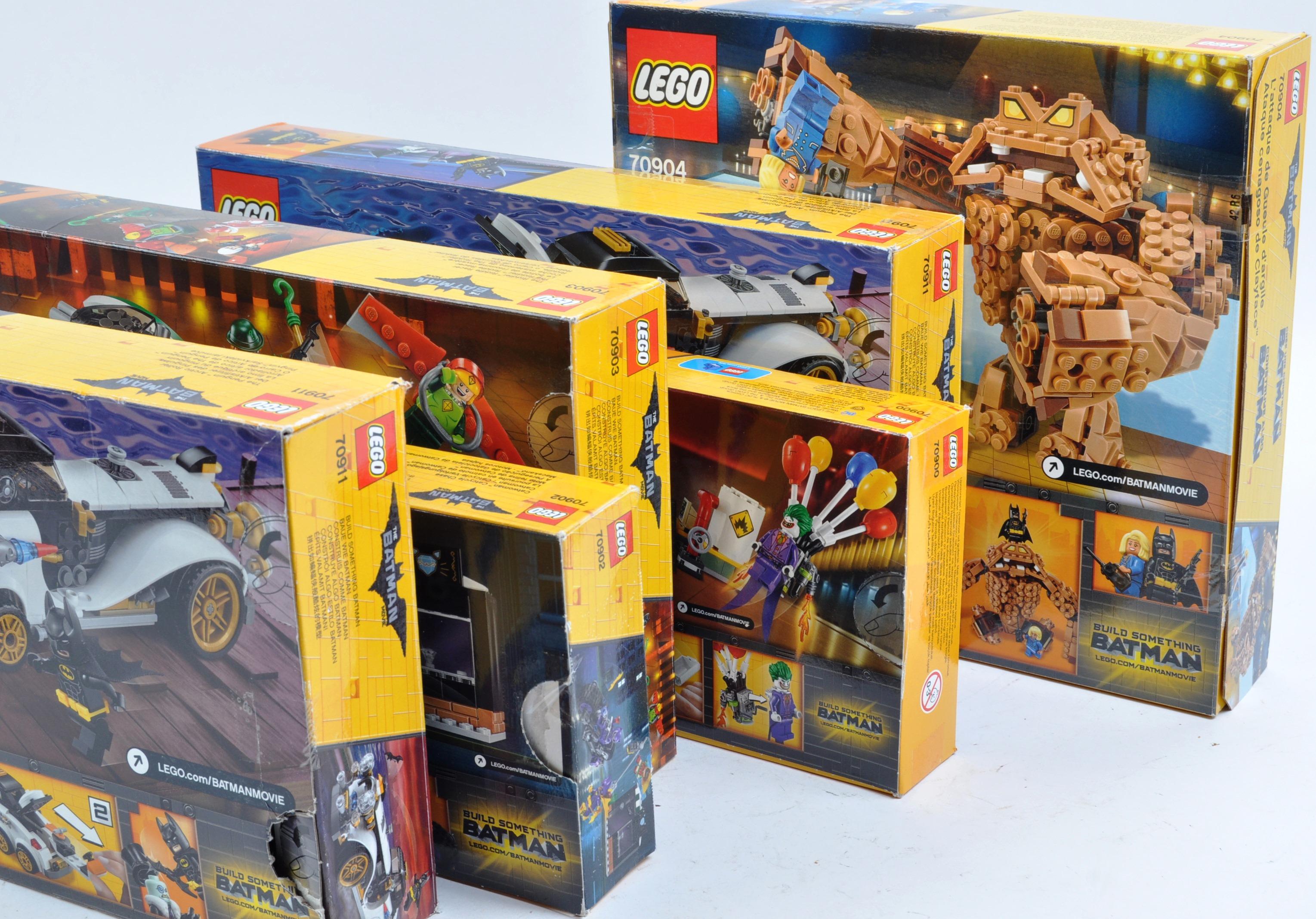LEGO SETS - THE BATMAN MOVIE - Image 6 of 6