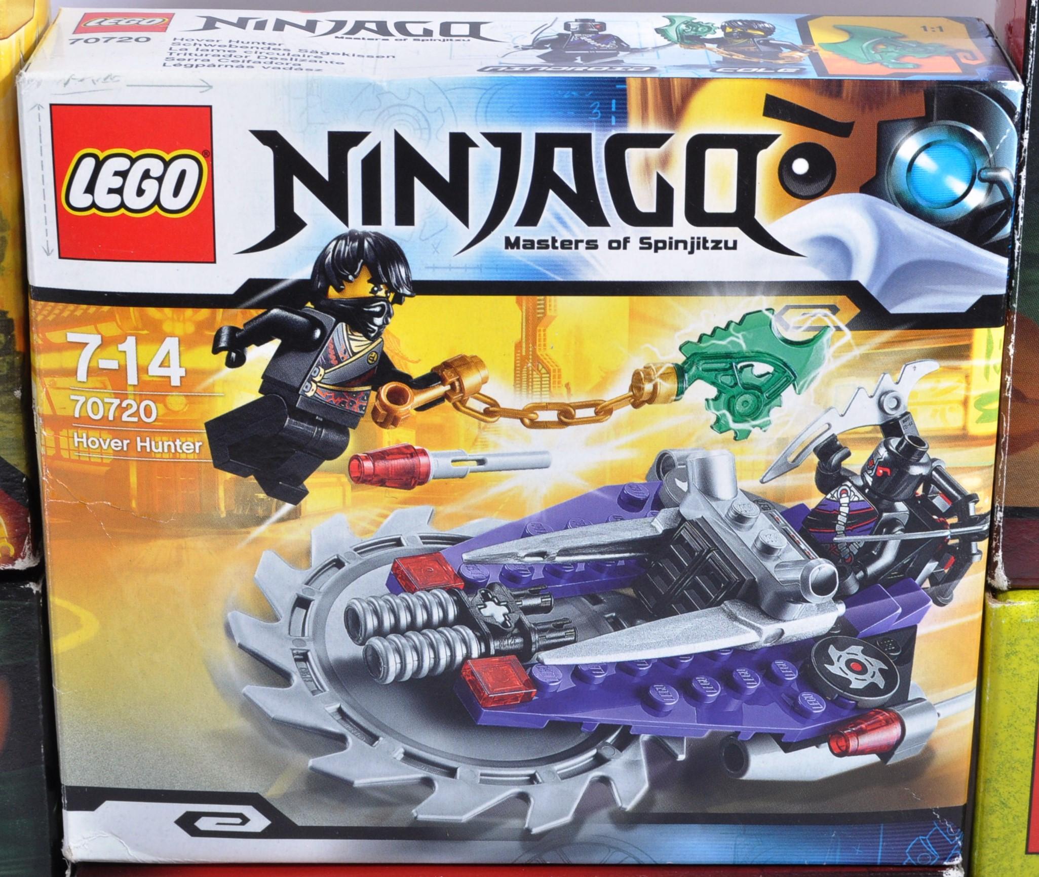 LEGO SETS - LEGO NINJAGO - COLLECTION OF X8 LEGO NINJAGO SETS - Image 4 of 9