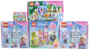 LEGO SETS - LEGO DISNEY PRINCESS