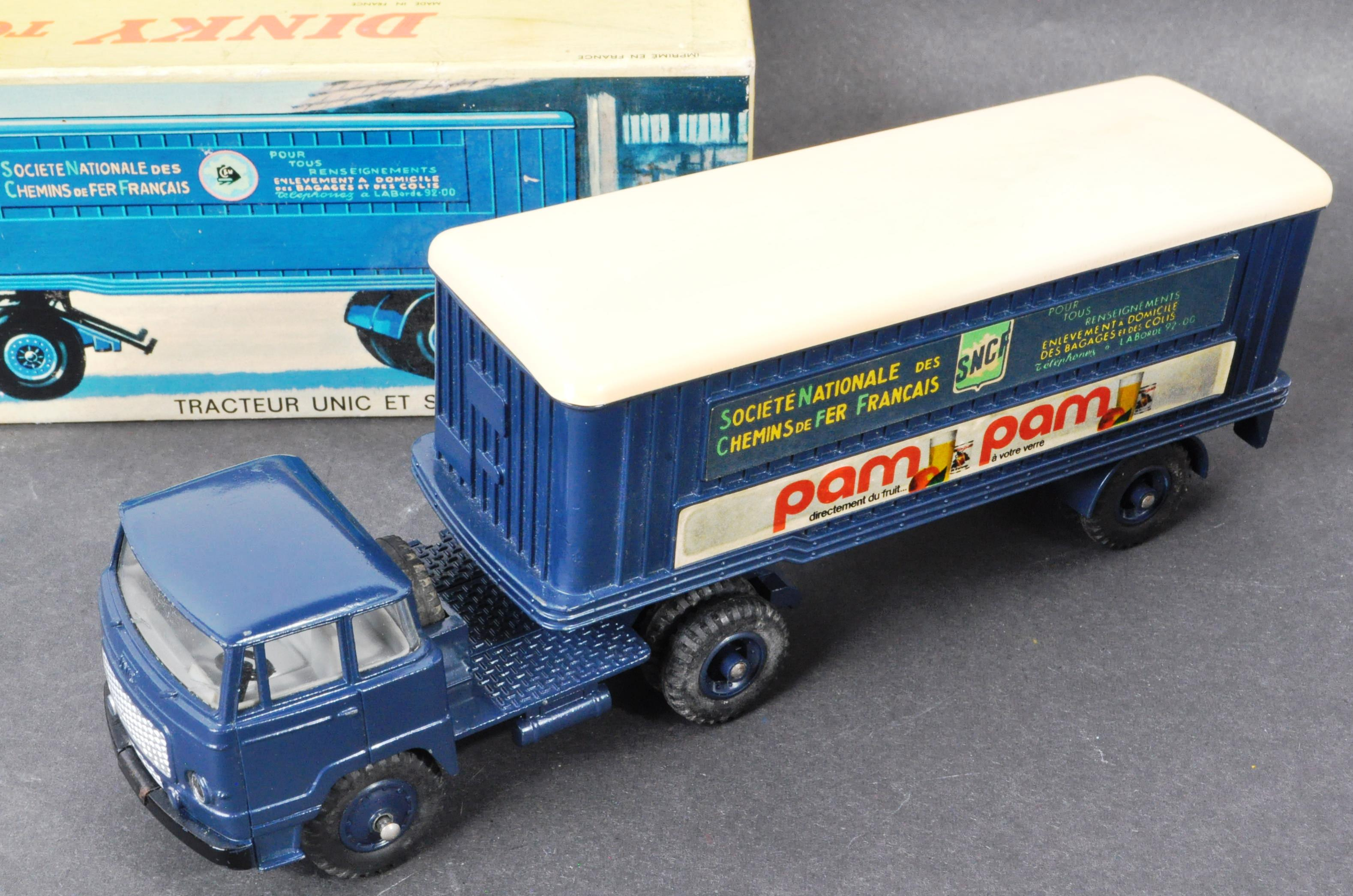 FRENCH DINKY TOYS - ORIGINAL BOXED VINTAGE DIECAST MODEL - Image 2 of 6