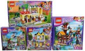 LEGO SETS - LEGO FRIENDS - 41427 / 41036 / 41379 / 41122