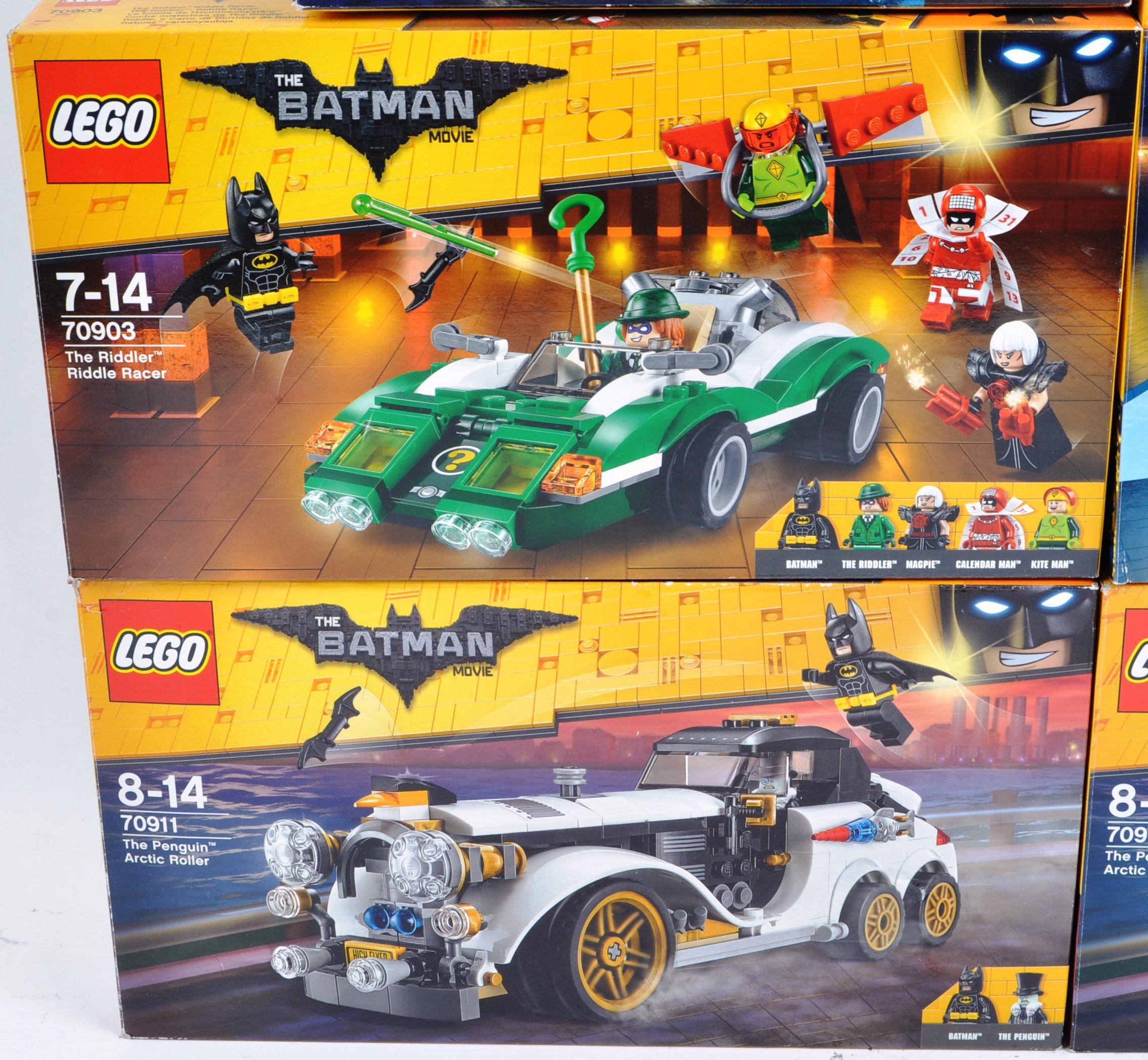 LEGO SETS - THE BATMAN MOVIE - Image 2 of 6