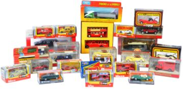 COLLECTION OF ASSORTED DIECASE MODEL CARS AND OTHER VEHICLES