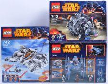 LEGO SETS - LEGO STAR WARS - 75040 / 75041 / 75049