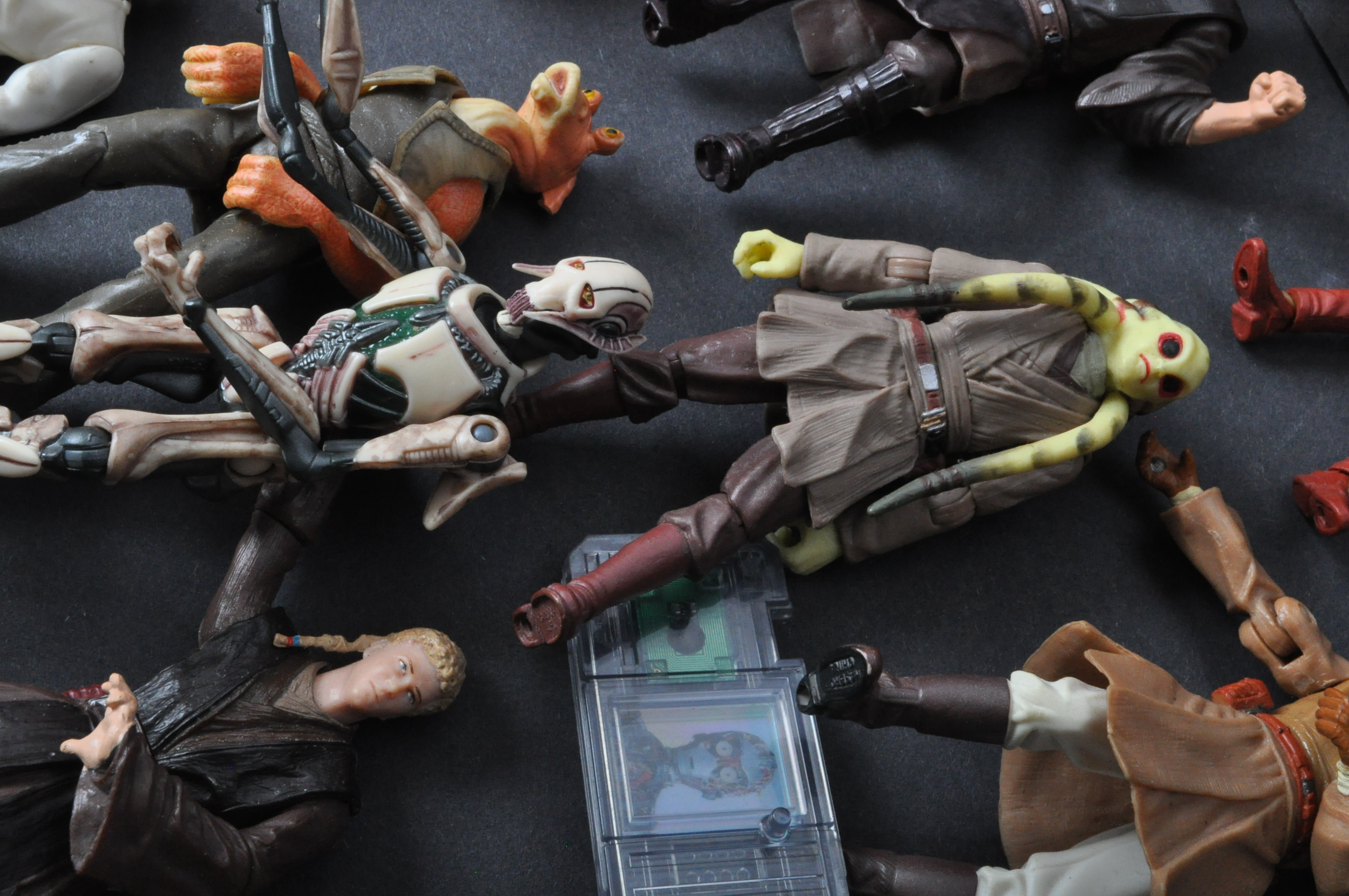 STAR WARS - LARGE COLLECTION KENNER / HASBRO CLONE WARS & OTHER FIGURES - Image 10 of 10