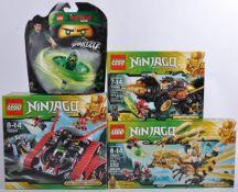 LEGO SETS - LEGO NINJAGO - 70502 / 70503 / 70504 / 70628