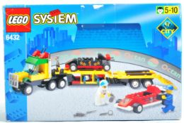 LEGO SET - LEGO SYSTEM - 6432 - SPEEDWAY TRANSPORT