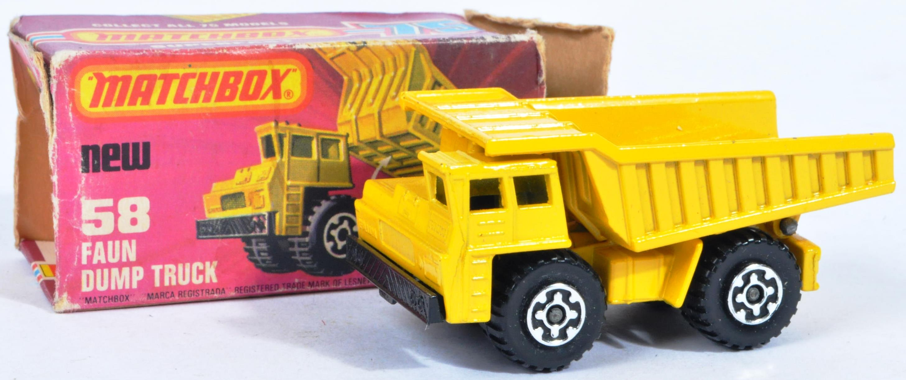 LARGE COLLECTION OF LESNEY MATCHBOX DIECAST MODELS - Image 6 of 8