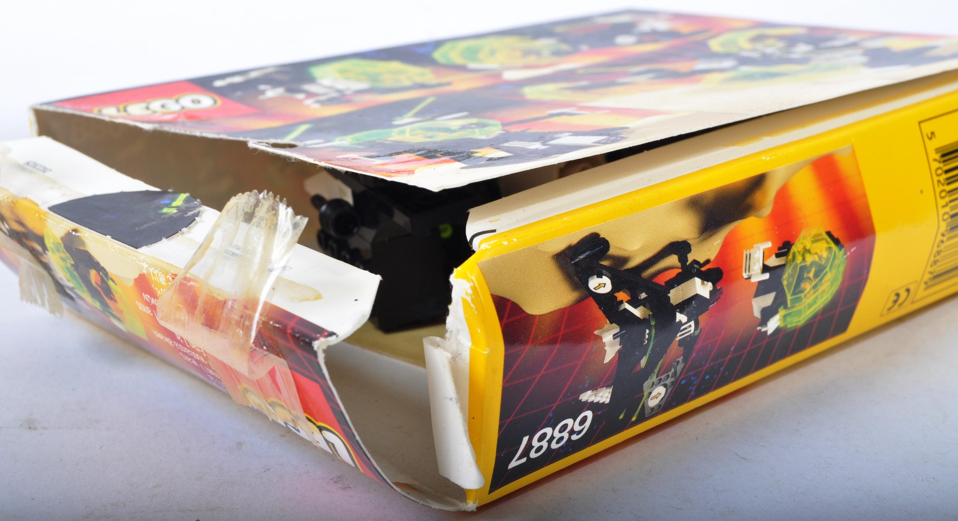 LEGO SETS - BLACKTRON - 6832 / 6833 / 6851 / 6878 / 6887 - Image 10 of 10