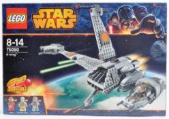 LEGO SET - LEGO STAR WARS - 75050 - B-WING