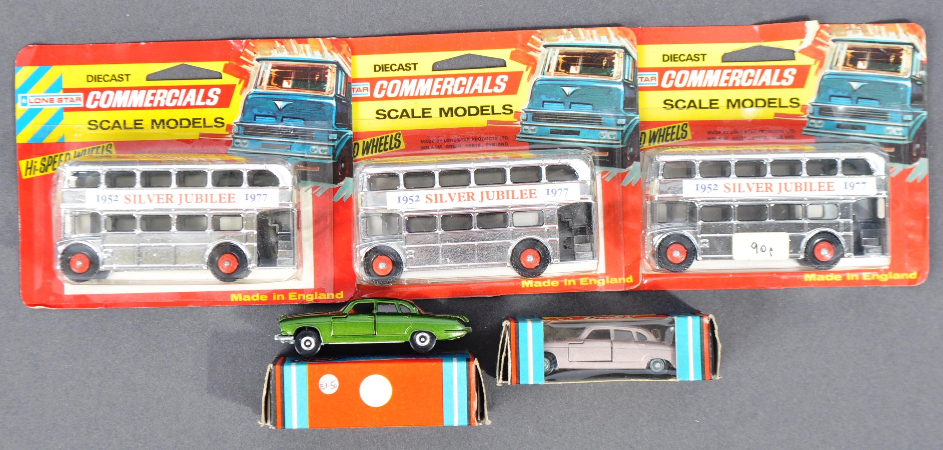 COLLECTION OF X5 ORIGINAL VINTAGE LONE STAR DIECAST MODELS - Image 2 of 6