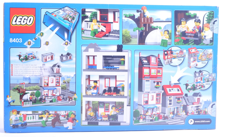 LEGO SET - LEGO CITY - 8403 - CITY HOUSE - Image 2 of 4
