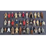 STAR WARS - LARGE COLLECTION OF VINTAGE ACTION FIGURES