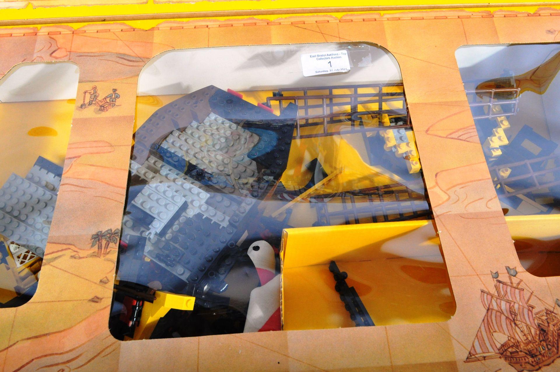 LEGO SET - LEGO LAND - 6285 - BLACK SEAS BARRACUDA - Image 5 of 8
