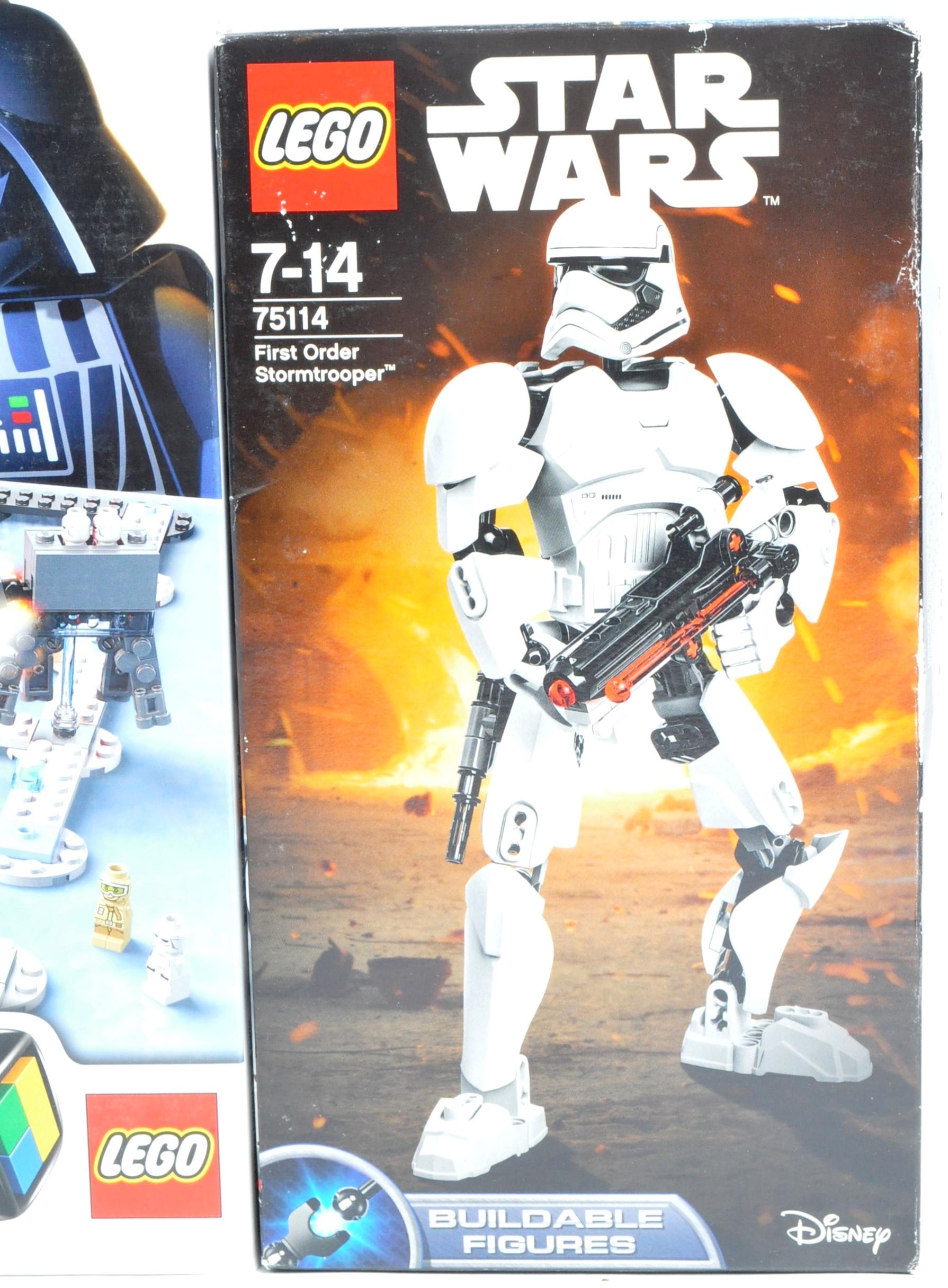 LEGO SETS - LEGO STAR WARS - 3866 / 75111 / 75114 / 75198 - Image 4 of 8