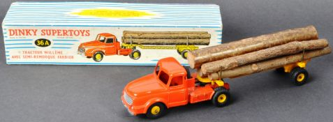 FRENCH DINKY TOYS - ORIGINAL BOXED VINTAGE DIECAST MODEL