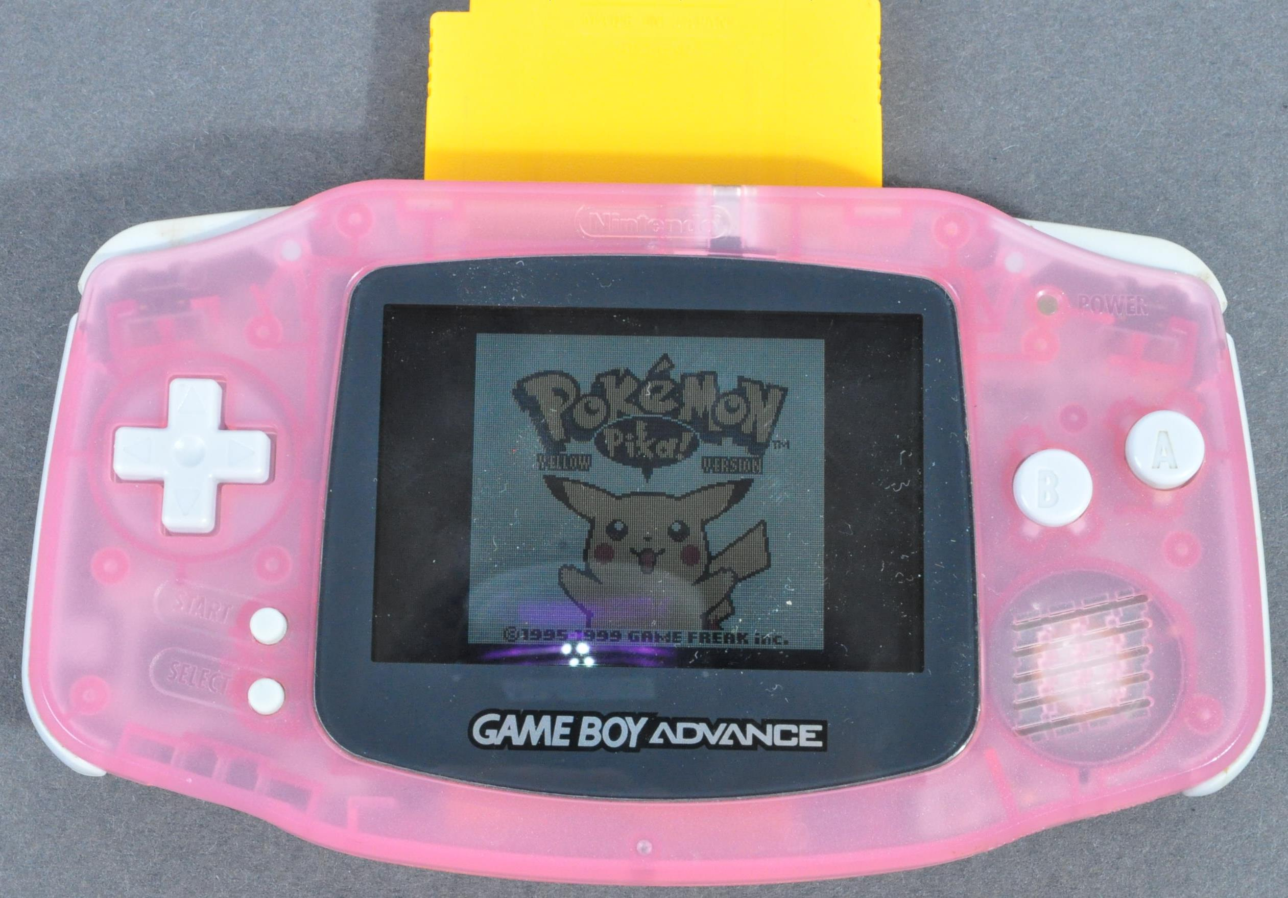 COLLECTION OF NINTENDO GAME BOYS AND GAMES - Image 7 of 7