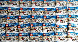 LEGO - LARGE COLLECTION OF HARRY POTTER POLYBAG SETS