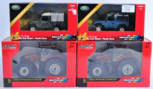 BRITAINS - COLLECTION OF BRITAINS FARM BOXED DIECAST MODELS