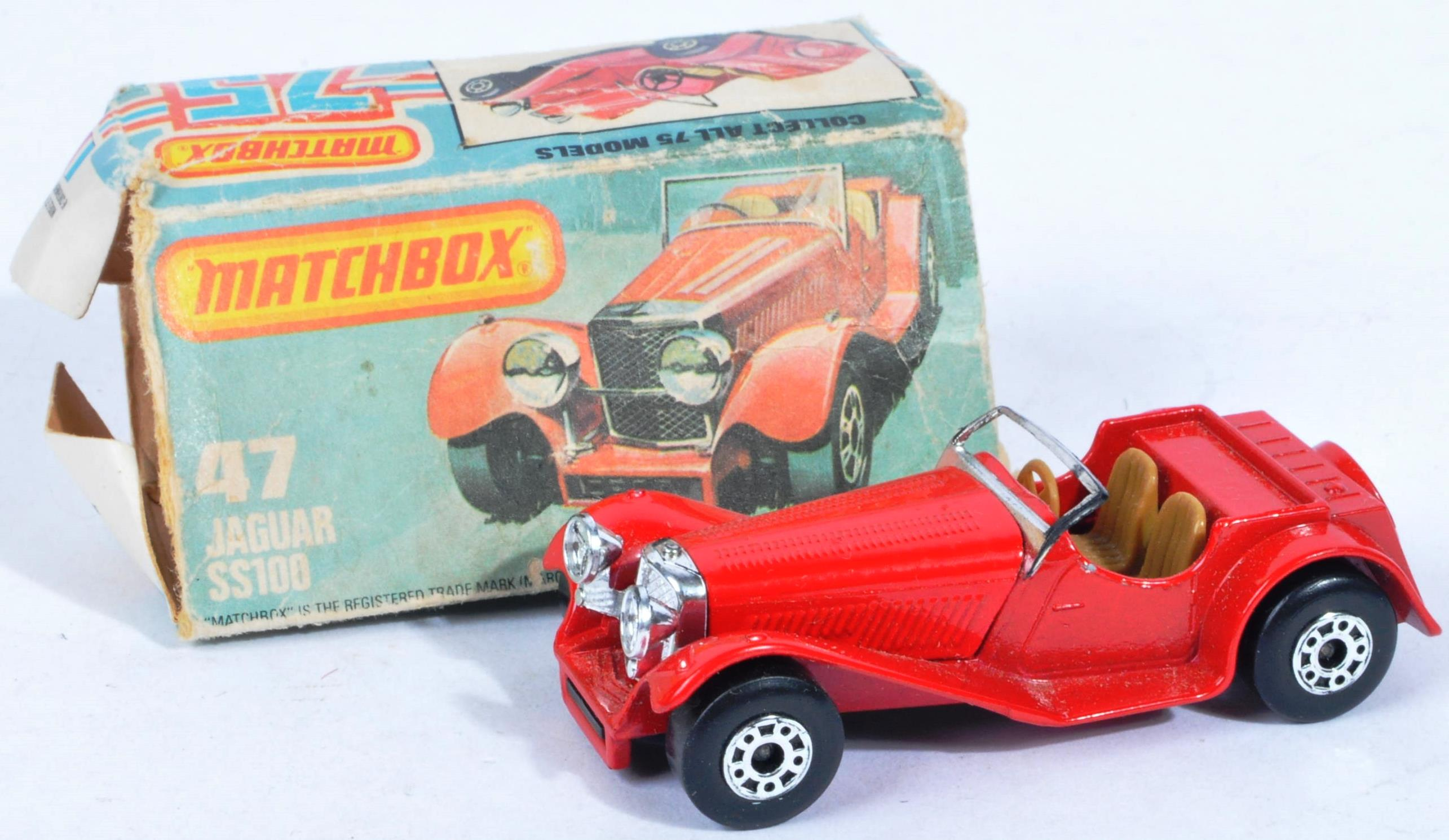 LARGE COLLECTION OF LESNEY MATCHBOX DIECAST MODELS - Image 3 of 8