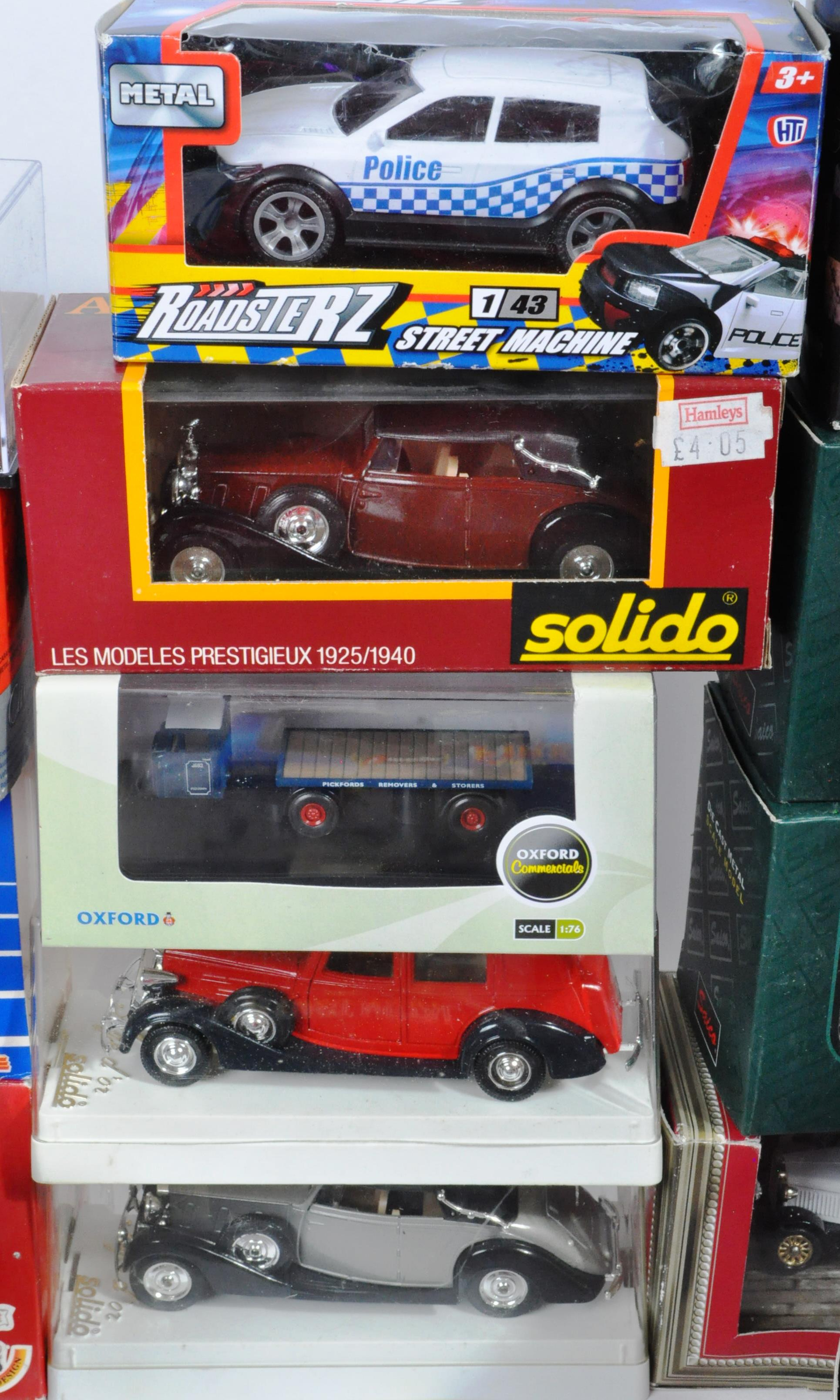 LARGE COLLECTION OF ASSORTED BOXED DIECAST MODEL CARS - Image 12 of 13