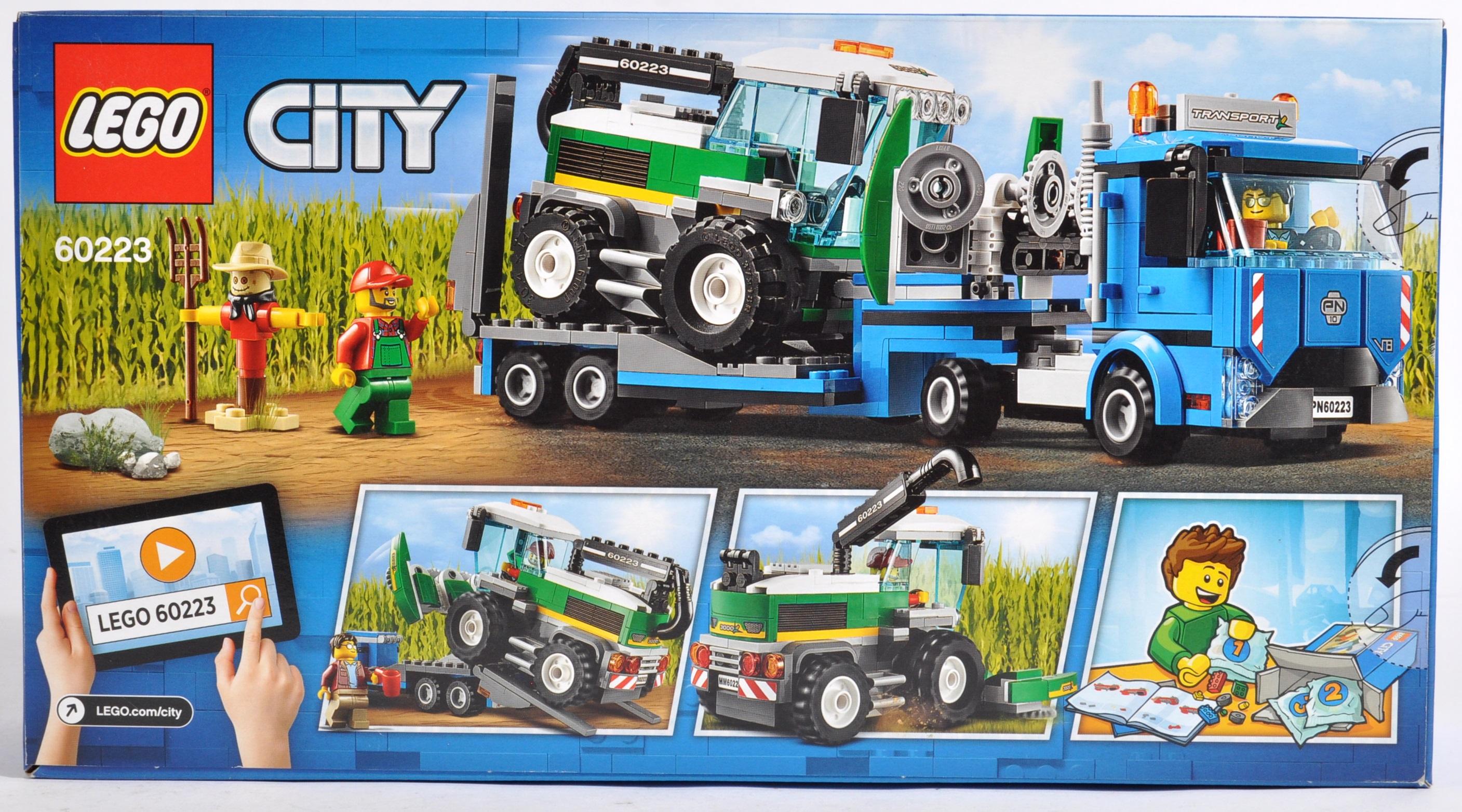 LEGO SETS - LEGO CITY - 60023 / 60056 / 60223 - Image 4 of 11