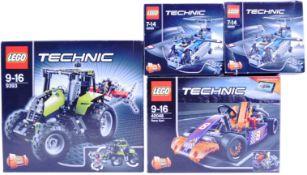 LEGO SETS - LEGO TECHNIC - 9393 / 42020 / 42048
