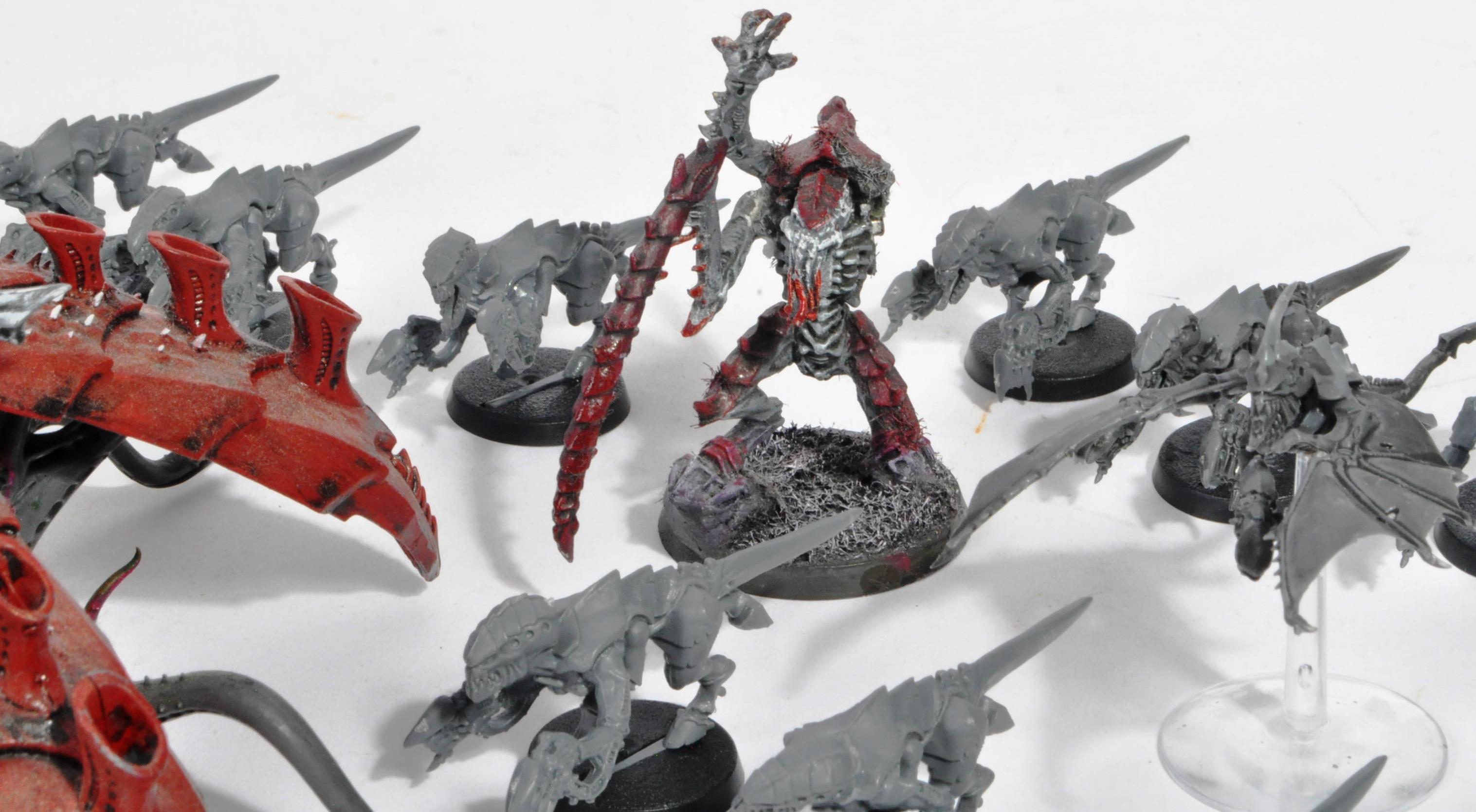 LARGE WARHAMMER 40K TYRANID ARMY - Image 10 of 12