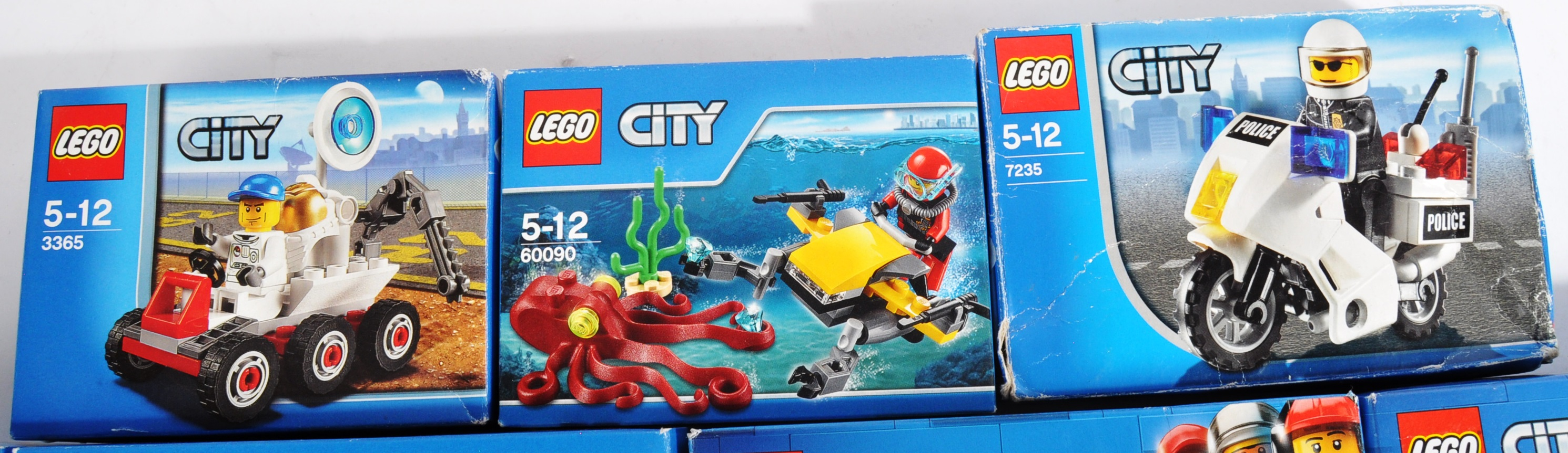 LEGO SETS - LEGO CITY - A COLLECTION OF X10 LEGO CITY SETS - Image 2 of 4