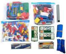 LEGO SET - LEGO SYSTEM - 116 - TRAINSET TRACK & EXTRAS