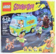 LEGO SET - SCOOBY DOO - 75902 - THE MYSTERY MACHINE