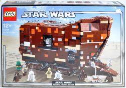 LEGO SET - LEGO STAR WARS - 10144 - SANDCRAWLER