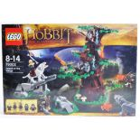 LEGO SET - THE HOBBIT - 79002 - ATTACK OF THE WARGS