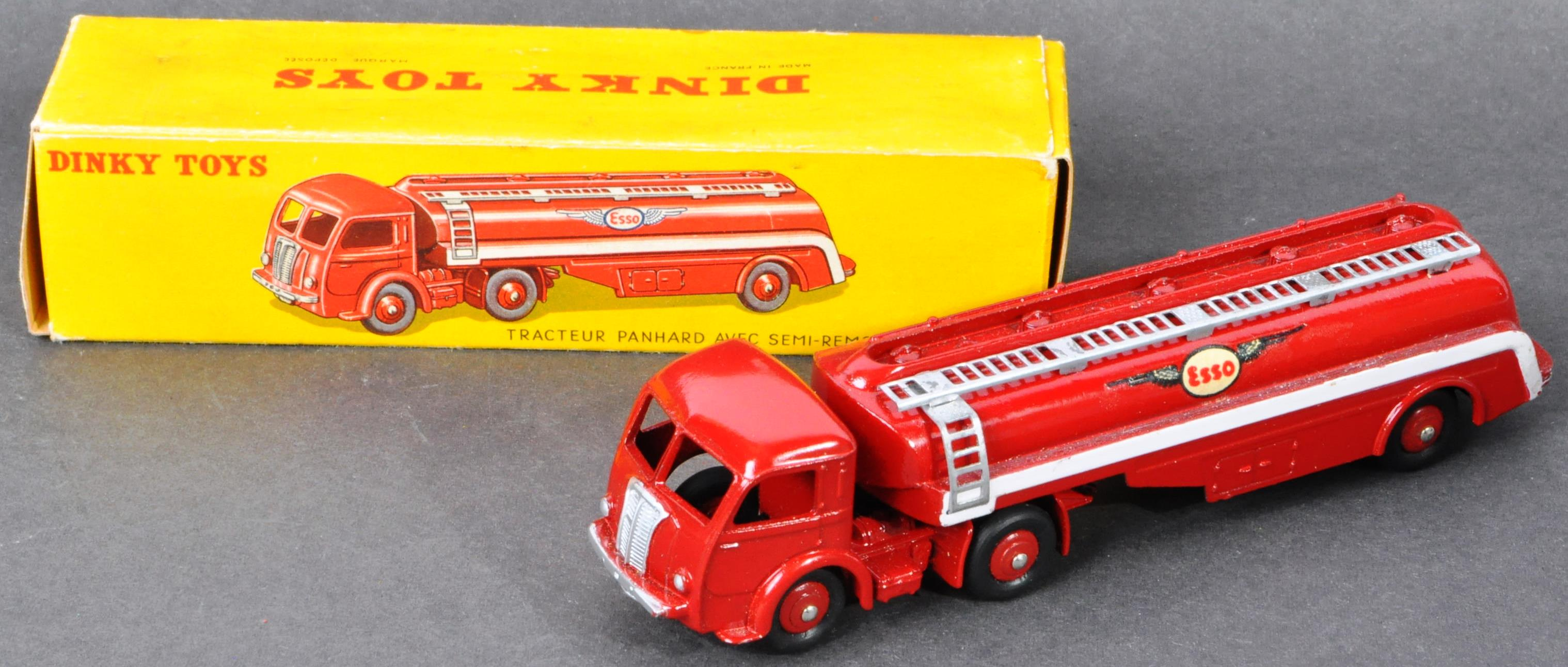 FRENCH DINKY TOYS - ORIGINAL BOXED VINTAGE DIECAST MODEL - Image 2 of 7